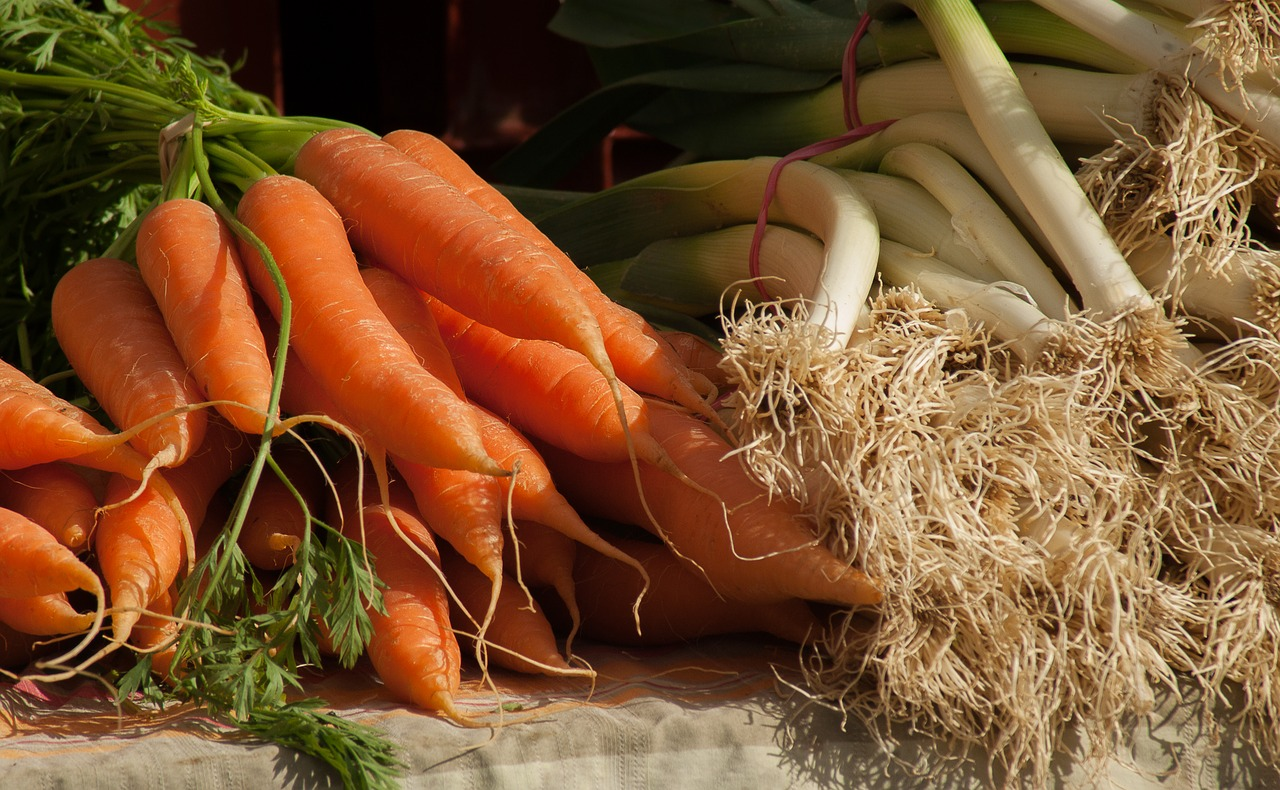 11 Vegetables You Can Grow This Fall