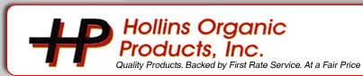 Hollins Organic Products, Inc.