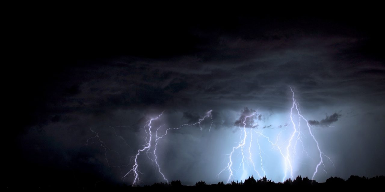 Thunderstorm Safety Tips