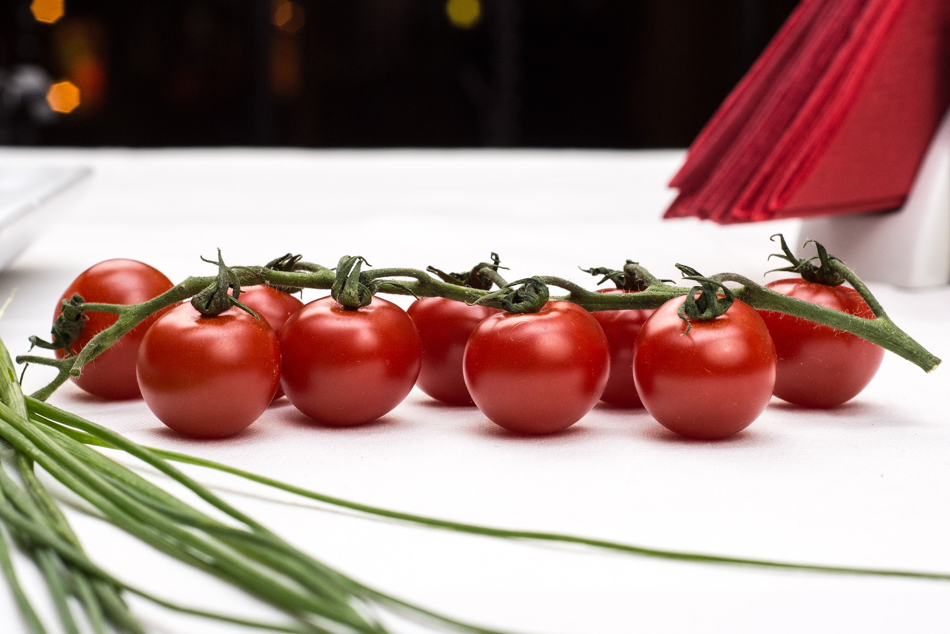 Garden Recipe – Roasted Cherry Tomatoes