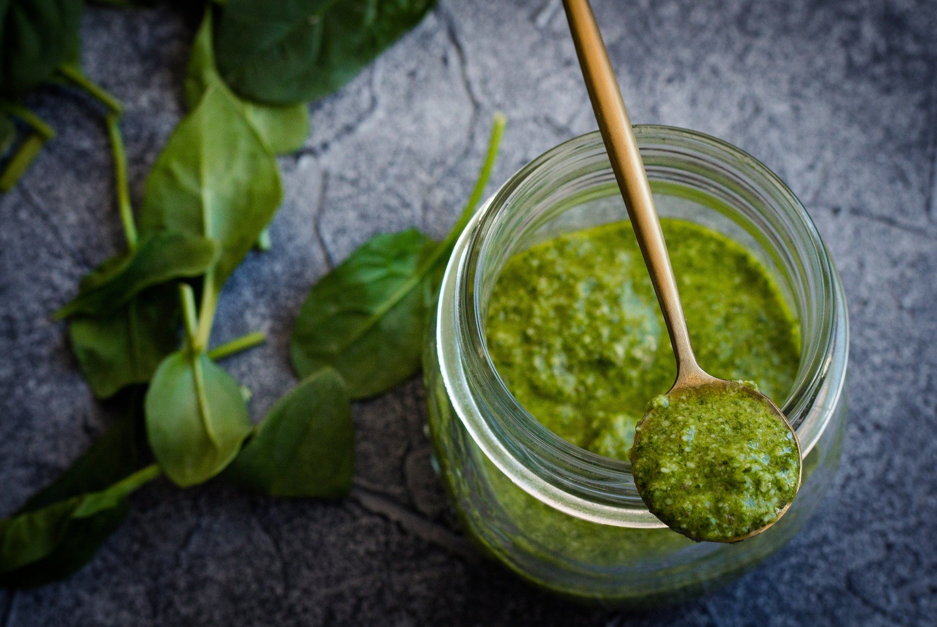 How To Make The Best Pesto Sauce